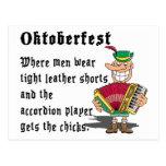 Very Funny Oktoberfest Postcards
