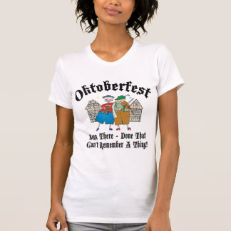 Very Funny Oktoberfest T-Shirt Shirt