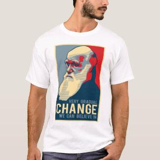 Very Gradual Change We Can Believe In T-Shirt