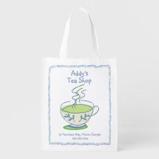Very Hot Green Tea Bag