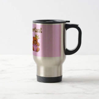 Very Important Princess - gifts for home Stainless Steel Travel Mug