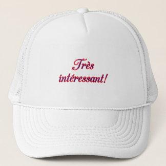 Very Interesting Trucker Hat