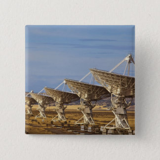 Very Large Array aka National Radio Astronomy 15 Cm Square Badge