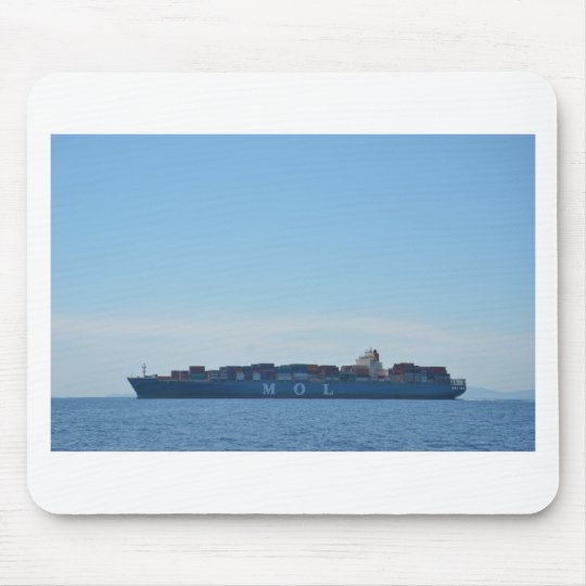 Very Large Container Ship Mouse Mat