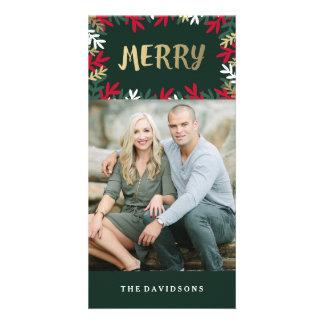 Very Merry Card