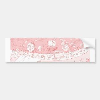Very Merry Unbirthday Bumper Stickers