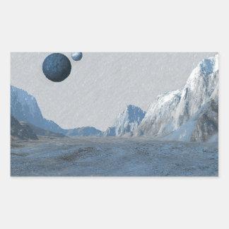 Very Nice Space Scene Stickers