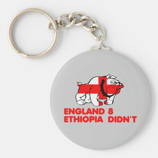 Very offensive English Key Ring