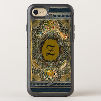 Very Old Hand Embroidered Elizabethan Panel OtterBox Symmetry iPhone 8/7 Case