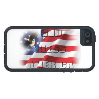 Very Patriotic G.B.A Soaring Eagle iPhone 5 Case