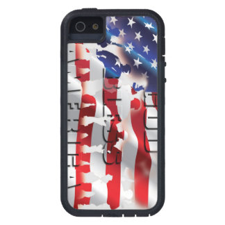 Very Patriotic G.B.A Tough Xtreme iPhone 5 Case
