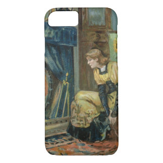 Very Precious Wishes For You, Victorian Christmas iPhone 8/7 Case
