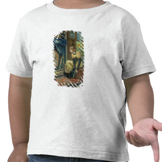 Very Precious Wishes For You, Victorian Christmas Tee Shirt