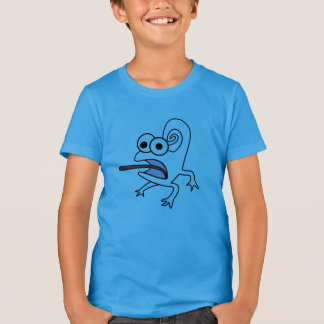 Very Scared Chameleon T-Shirt