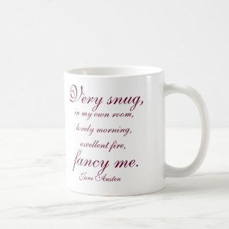 Very Snug Coffee Mug