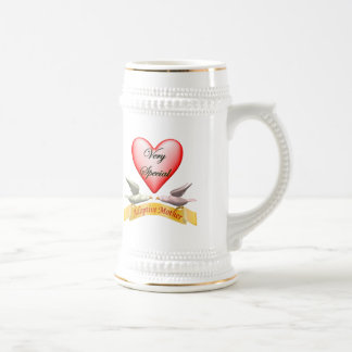 Very Special Adoptive Mother Mothers Day Gifts Coffee Mug
