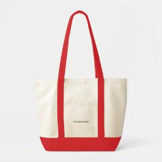 Very Special Girl Impulse Tote Bag