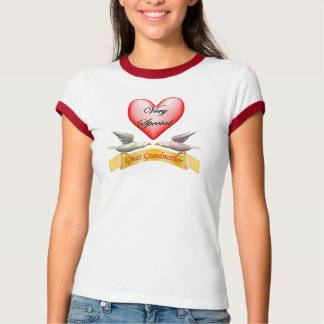 Very Special Great Grandmother Mothers Day Gifts Tshirts