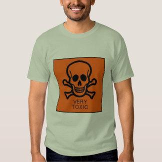 Very toxic t shirt