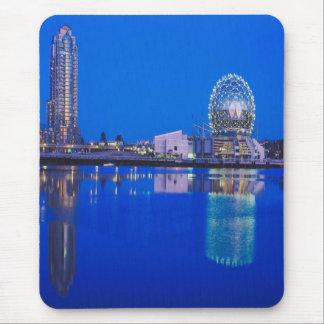 Very unique and interesting-building on a mousepad