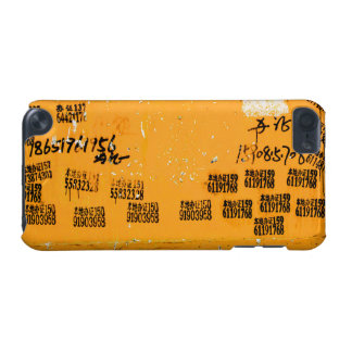 Very Unique Cool Exotic iPod Touch 5G Cover
