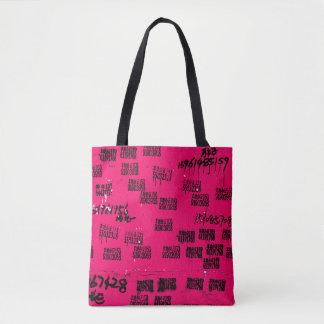 Very Unique Cool Urban Tote Bag
