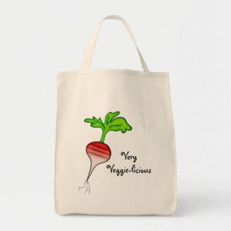 Very Veggie Vegetable Radish Art