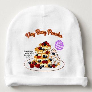 < Very very the pancake > Very berry pancakes Baby Beanie