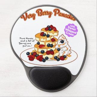 < Very very the pancake > Very berry pancakes Gel Mouse Pad