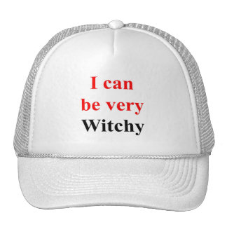 Very Witchy Trucker Hat