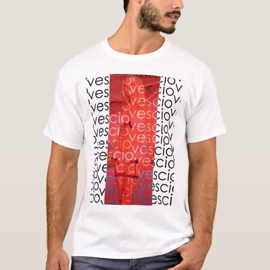 vescio.red.waterfall2 T-Shirt