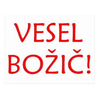Vesel Bozic Postcard