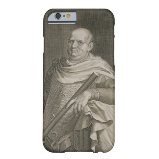 Vespasian (9-79 AD) Emperor of Rome 69-79 AD engra Barely There iPhone 6 Case