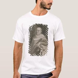 Vespasian (9-79 AD) Emperor of Rome 69-79 AD engra T-Shirt
