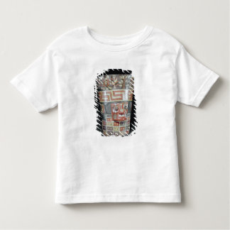 Vessel depicting corn yams and animals toddler T-Shirt