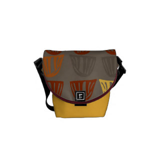 Vessels With Yellow Messenger Bags