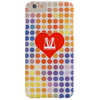 Vest Gift Barely There iPhone 6 Plus Case