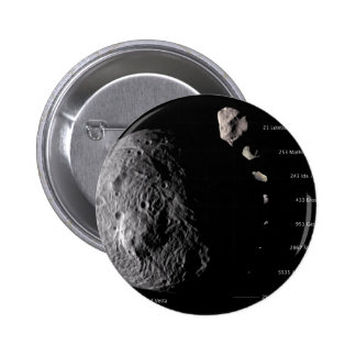 Vesta and Asteroid Gallery Buttons