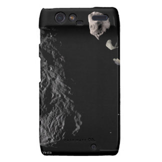 Vesta and Asteroid Gallery Droid RAZR Cases