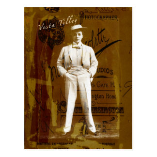Vesta Tilley Post Cards