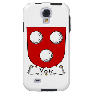 Veste Family Crest Galaxy S4 Case
