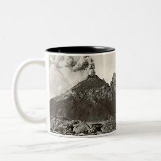 Vesuvius Souvenir Mug