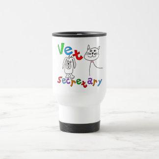 Vet Secretary Gifts, Veterinary Office Secretary Mugs
