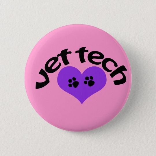 VET TECH BUTTON