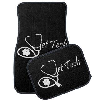 vet tech car mats floor mat