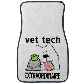 Vet Tech Extraordinaire Floor Mat