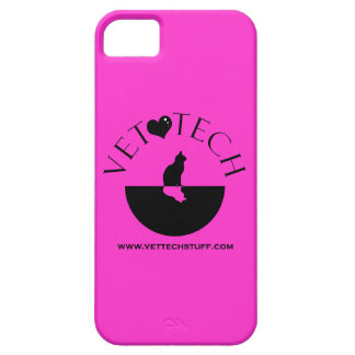 vet tech phone case hot pink iPhone 5 cases