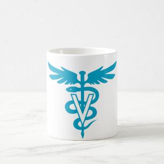 Vet Tech - Veterinary Symbol Basic White Mug