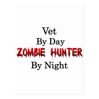 Vet/Zombie Hunter Postcard