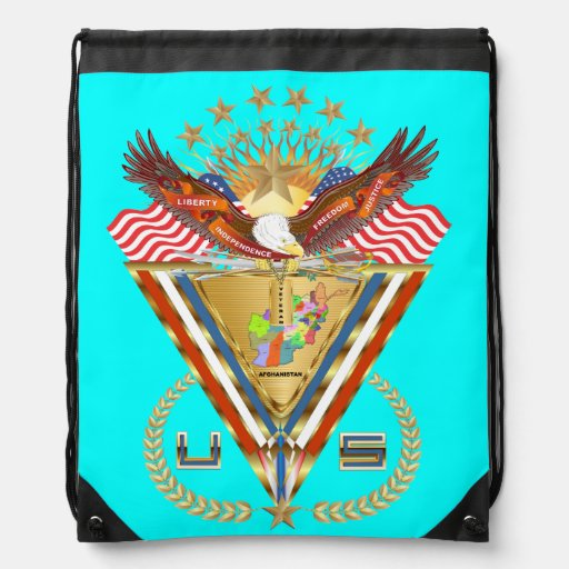Veteran Afghanistan View about Design Cinch Bags